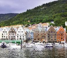 Norsko - zlatá cesta severu - autobusem