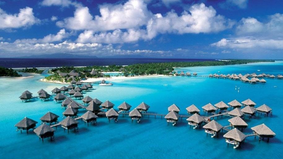 Hotel Le Meridien Bora Bora (fotografie 2)