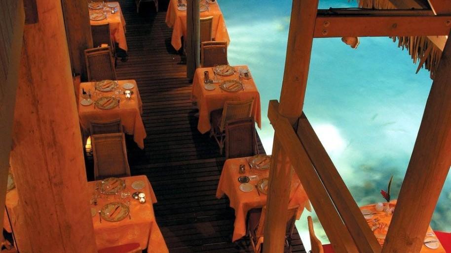 Hotel Le Meridien Bora Bora (fotografie 3)