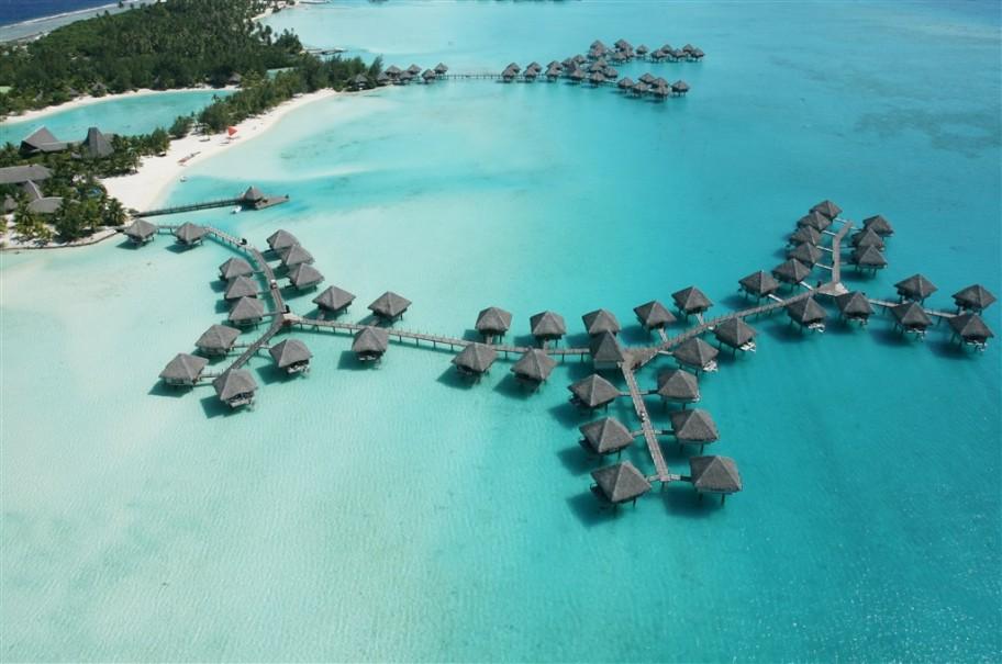 Hotel Le Meridien Bora Bora (fotografie 5)