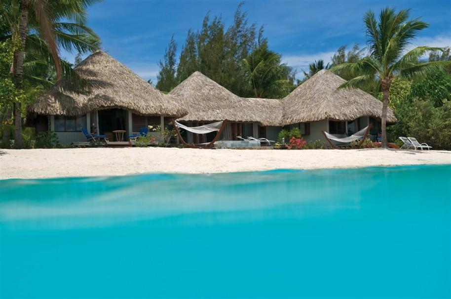 Hotel Le Meridien Bora Bora (fotografie 6)