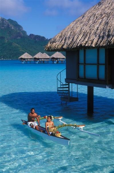 Hotel Le Meridien Bora Bora (fotografie 7)