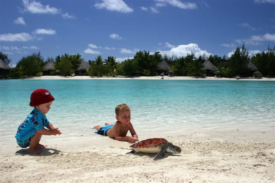 Hotel Le Meridien Bora Bora (fotografie 10)