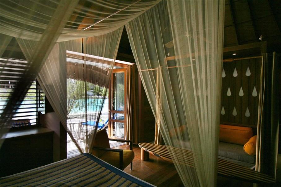 Hotel Le Meridien Bora Bora (fotografie 14)