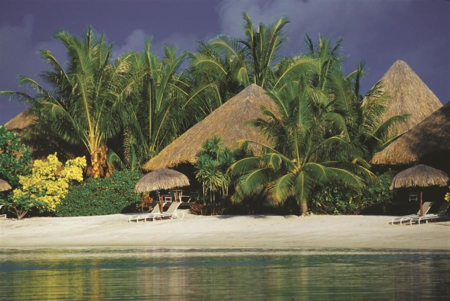 Hotel Le Meridien Bora Bora (fotografie 15)