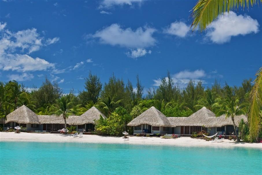 Hotel Le Meridien Bora Bora (fotografie 17)