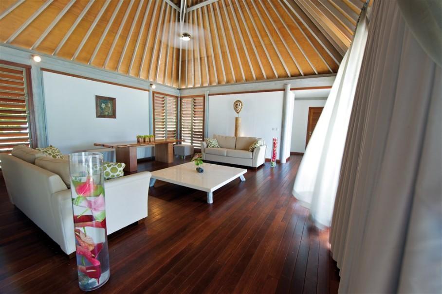 Hotel Le Meridien Bora Bora (fotografie 18)