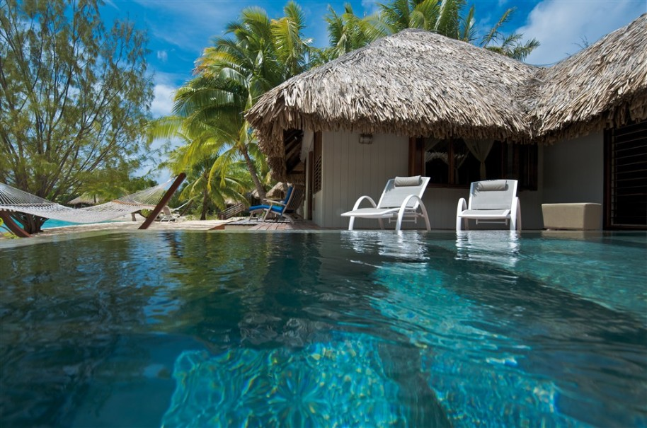 Hotel Le Meridien Bora Bora (fotografie 20)