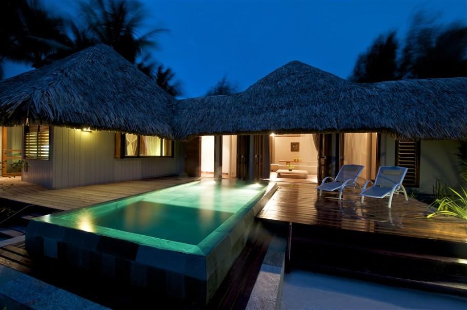 Hotel Le Meridien Bora Bora (fotografie 21)