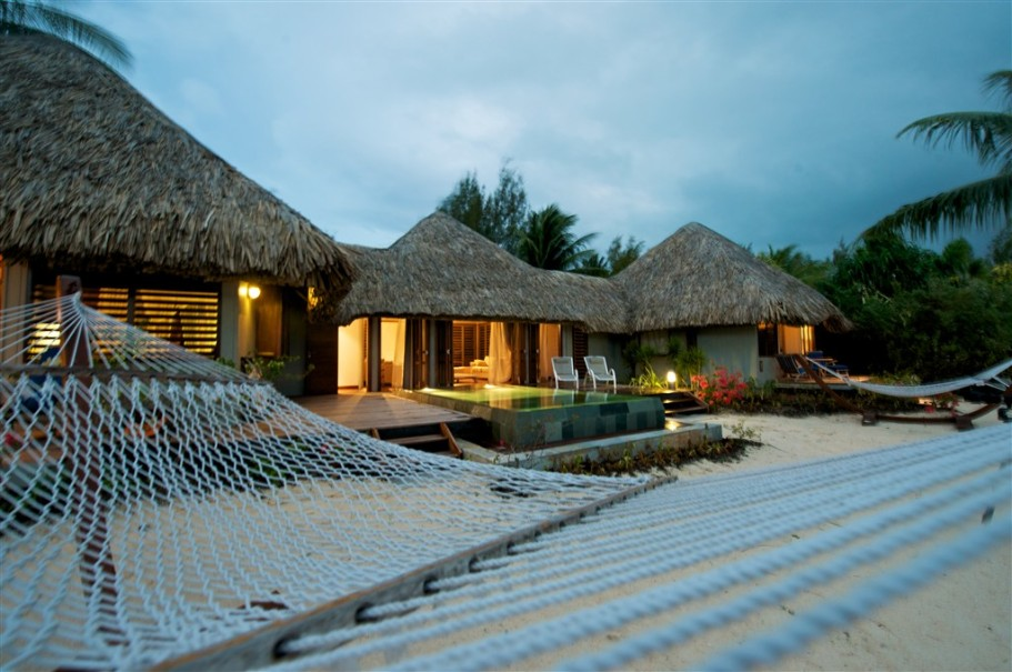 Hotel Le Meridien Bora Bora (fotografie 22)