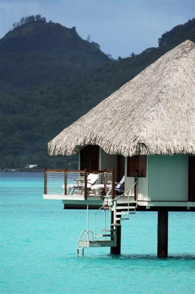 Hotel Le Meridien Bora Bora (fotografie 23)