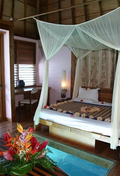 Hotel Le Meridien Bora Bora (fotografie 24)