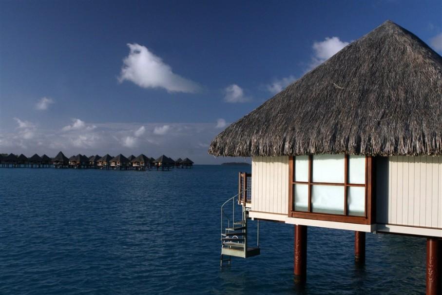 Hotel Le Meridien Bora Bora (fotografie 25)