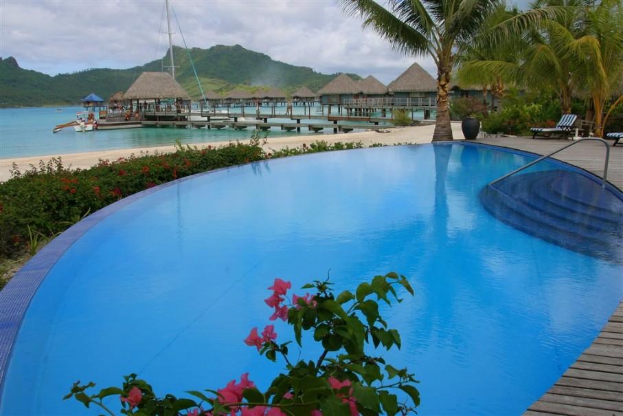 Hotel Le Meridien Bora Bora (fotografie 28)
