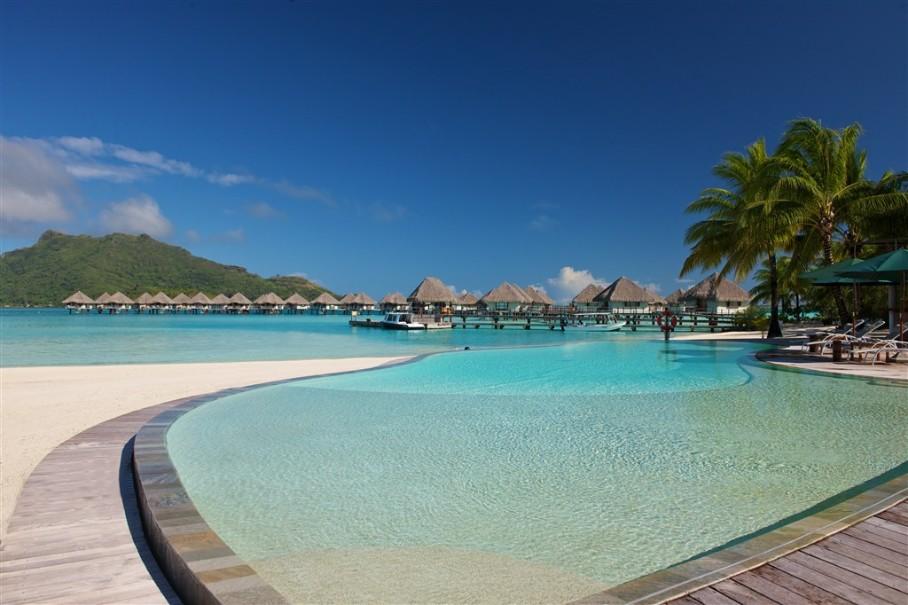 Hotel Le Meridien Bora Bora (fotografie 29)
