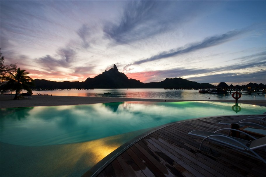 Hotel Le Meridien Bora Bora (fotografie 30)