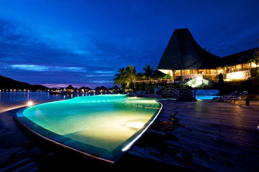 Hotel Le Meridien Bora Bora (fotografie 31)