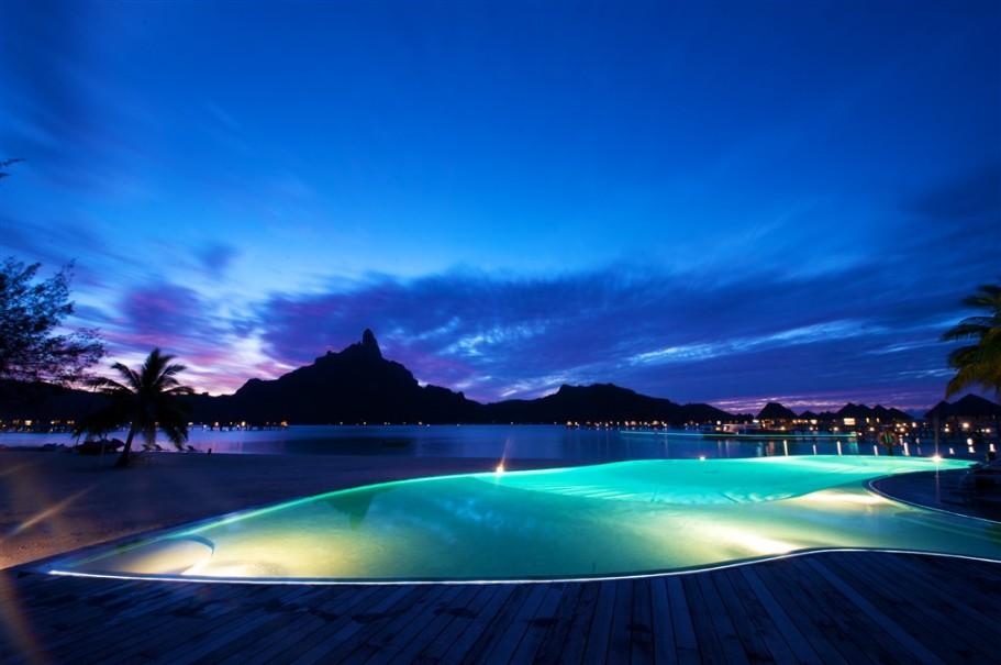 Hotel Le Meridien Bora Bora (fotografie 32)