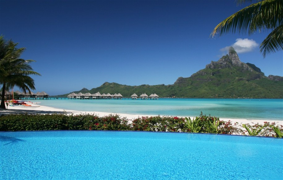 Hotel Le Meridien Bora Bora (fotografie 33)