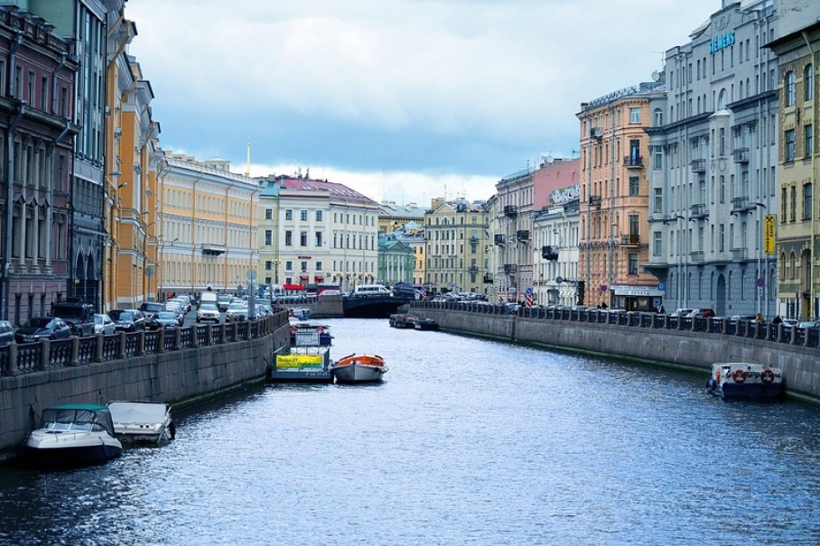 Petrohrad a okruh pobaltskými republikami s návštěvou Finska - autobusem (fotografie 10)