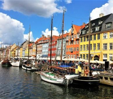 Dánsko - ostrovní království - autobusem