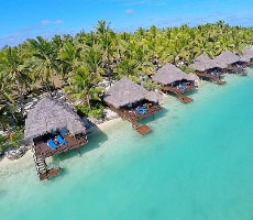 Hotel Aitutaki Lagoon Private Island Resort