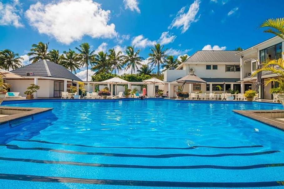Hotel Muri Beach Club (fotografie 1)