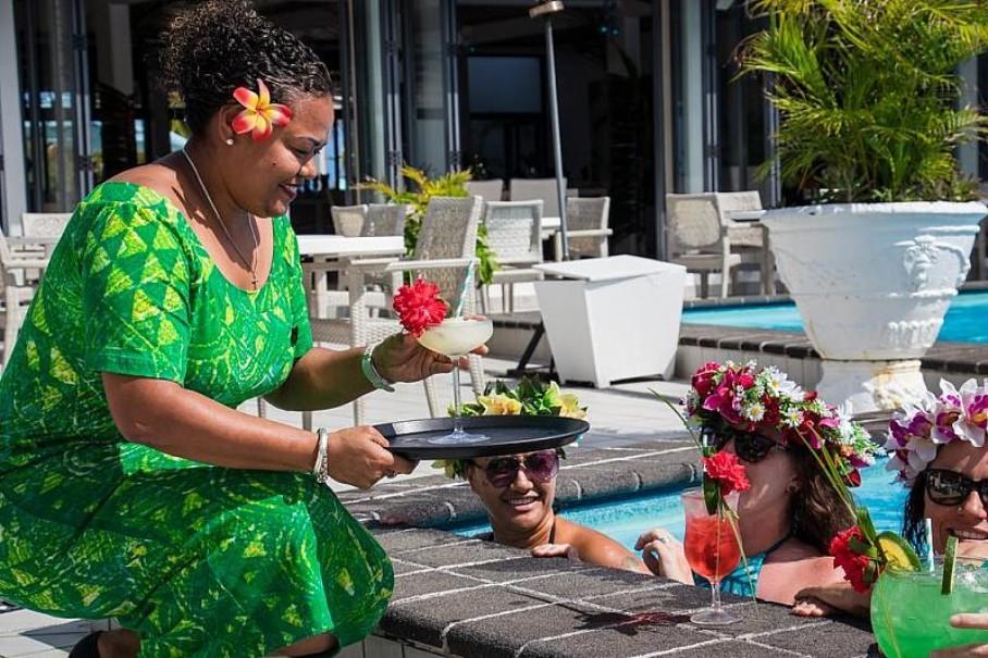 Hotel Muri Beach Club (fotografie 3)
