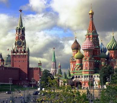 Metropole Ruska