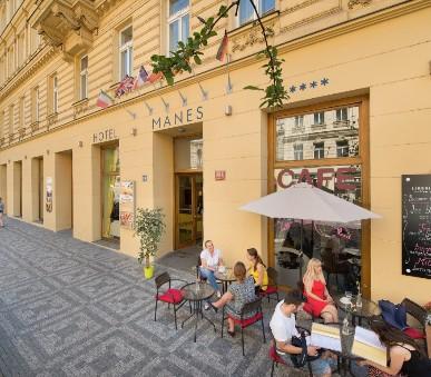 Hotel Mánes (hlavní fotografie)