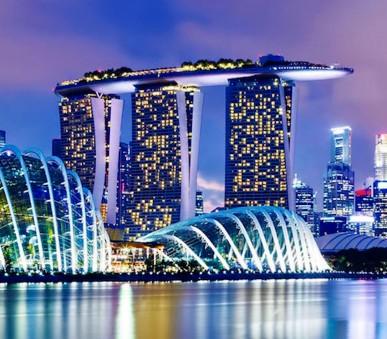 Singapur - okuste Asii v Singapuru