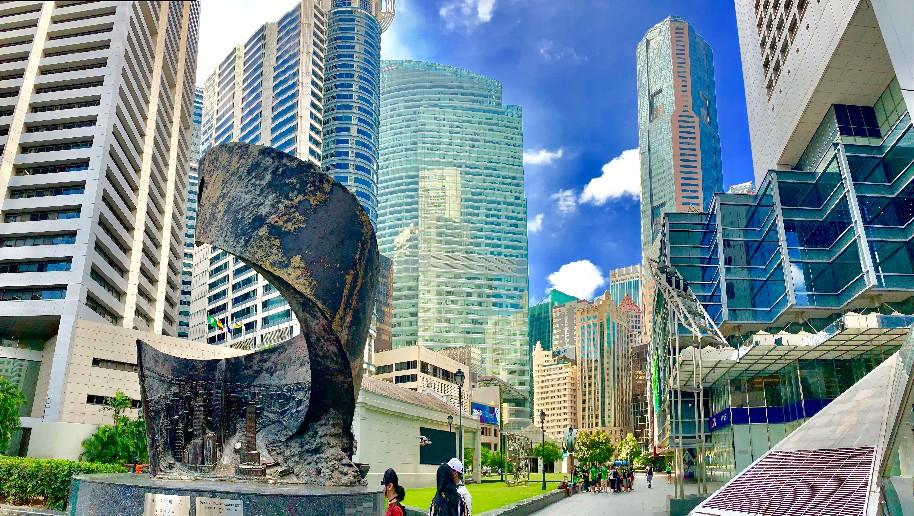Singapur - perla Asie od A do Z (fotografie 2)