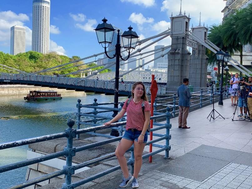 Singapur - perla Asie od A do Z (fotografie 31)