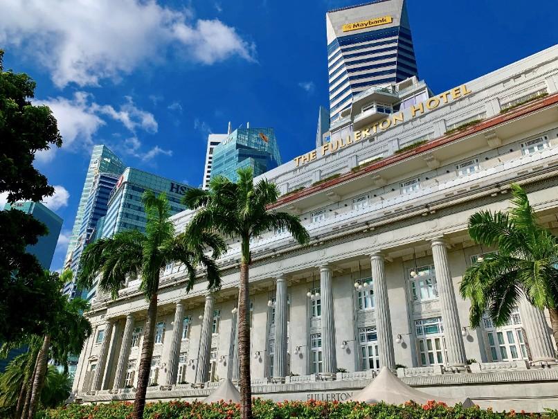 Singapur - perla Asie od A do Z (fotografie 32)