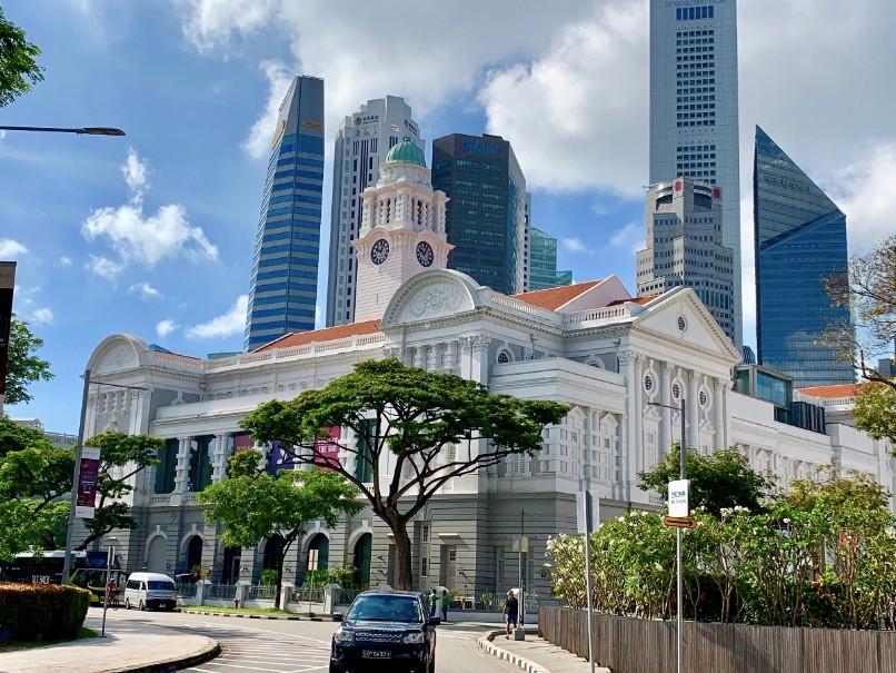 Singapur - perla Asie od A do Z (fotografie 38)
