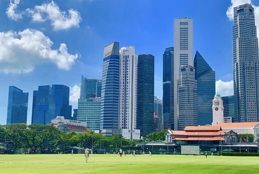 Singapur - perla Asie od A do Z (fotografie 39)
