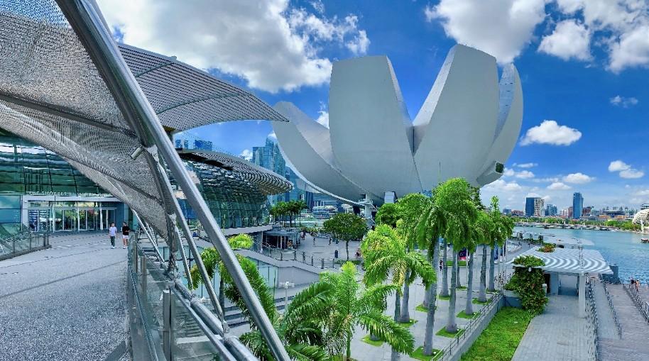 Singapur - perla Asie od A do Z (fotografie 42)