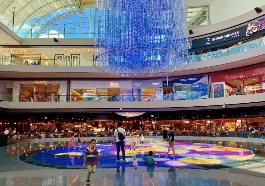 Singapur - perla Asie od A do Z (fotografie 44)