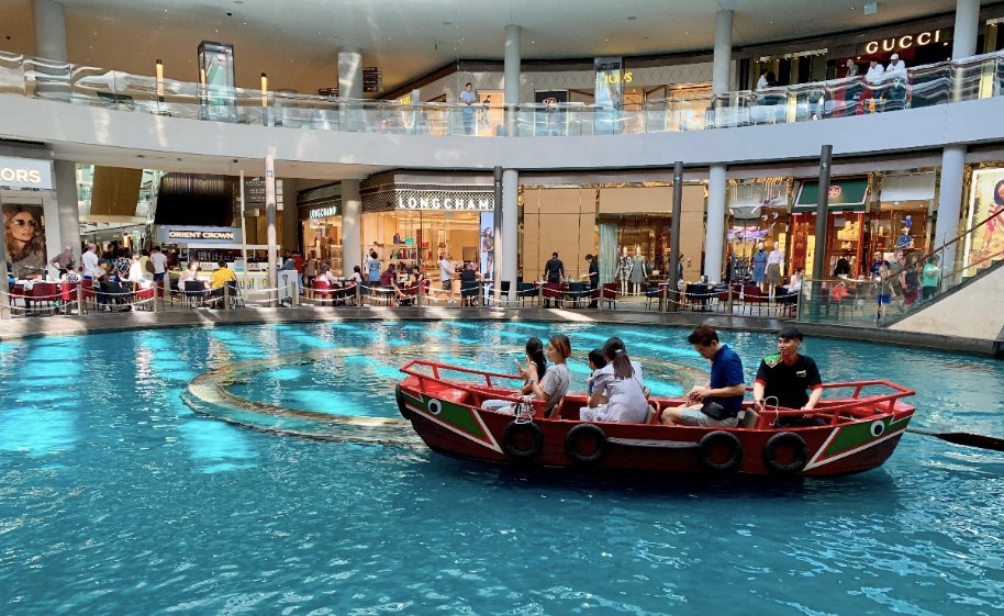 Singapur - perla Asie od A do Z (fotografie 45)