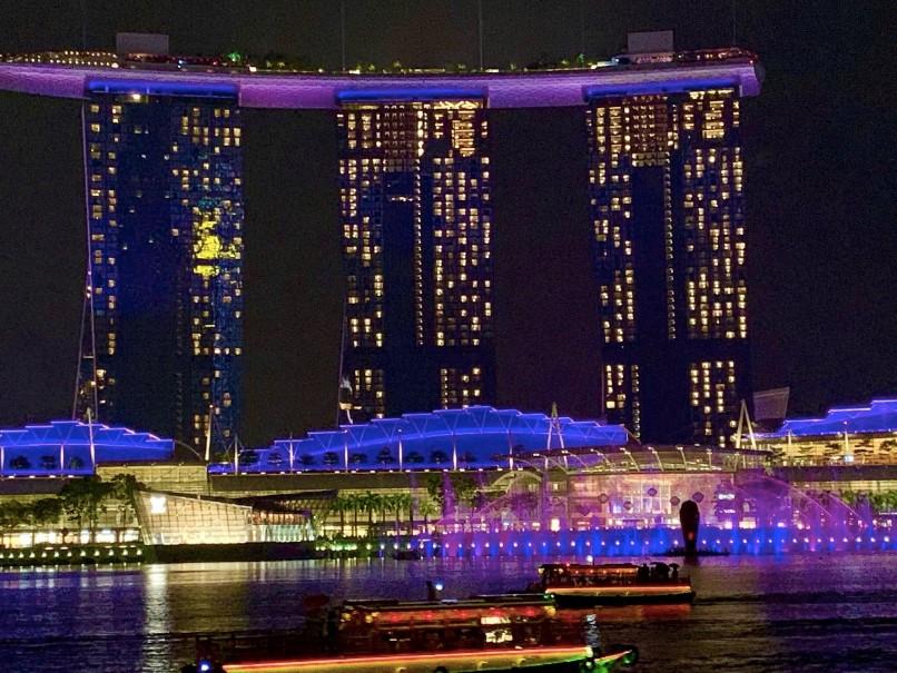 Singapur - perla Asie od A do Z (fotografie 56)