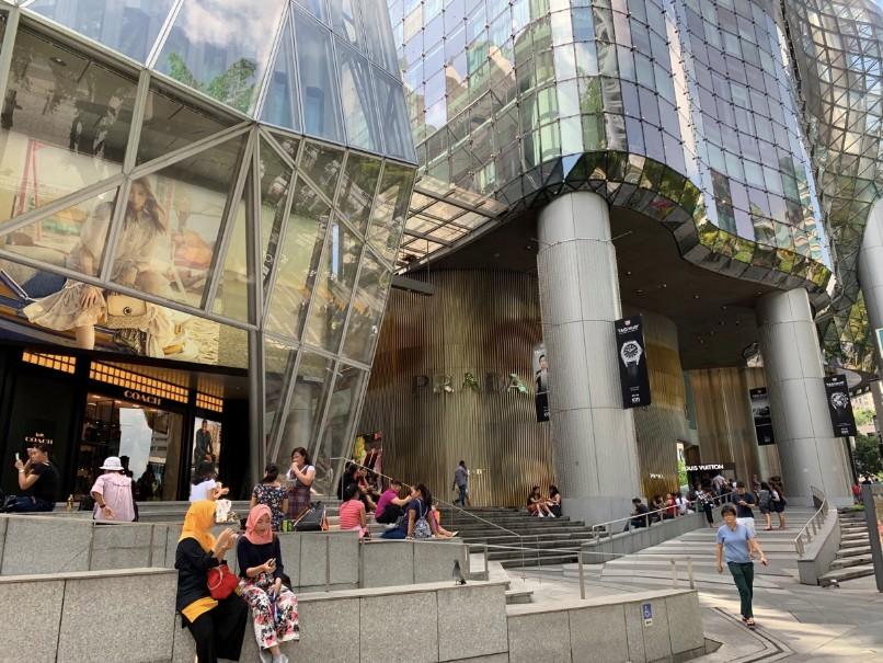 Singapur - perla Asie od A do Z (fotografie 66)