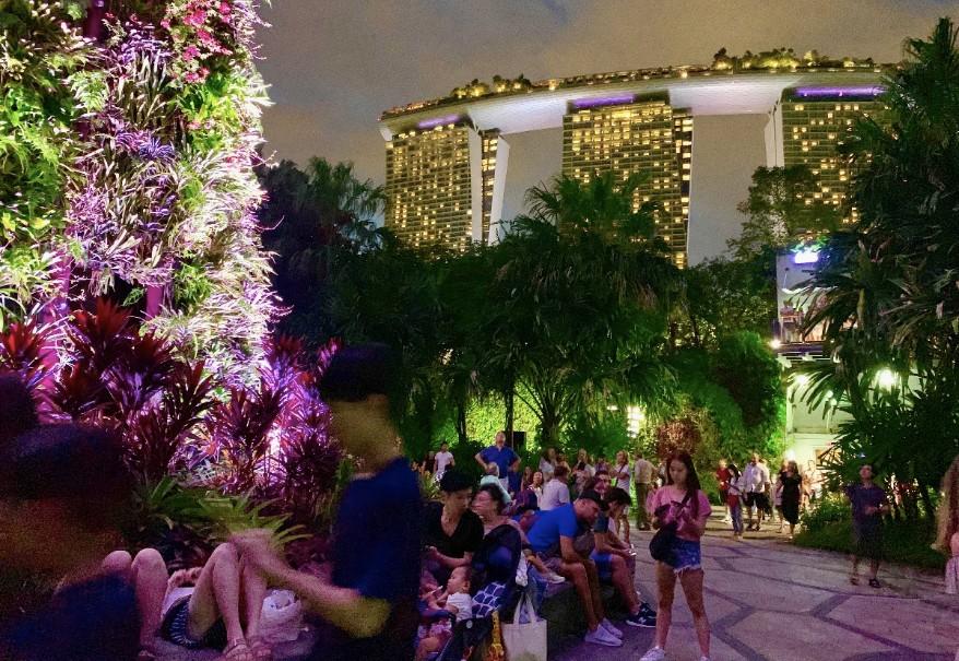 Singapur - perla Asie od A do Z (fotografie 69)