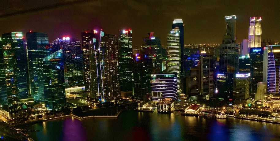 Singapur - perla Asie od A do Z (fotografie 73)