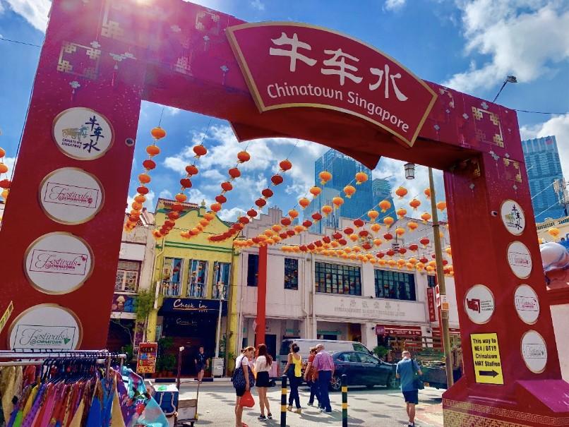 Singapur - perla Asie od A do Z (fotografie 75)
