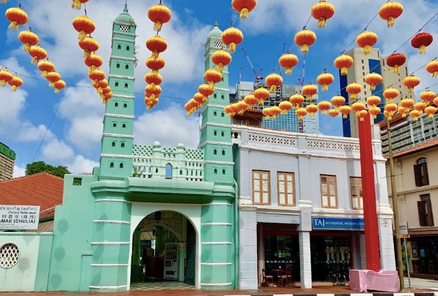 Singapur - perla Asie od A do Z (fotografie 76)