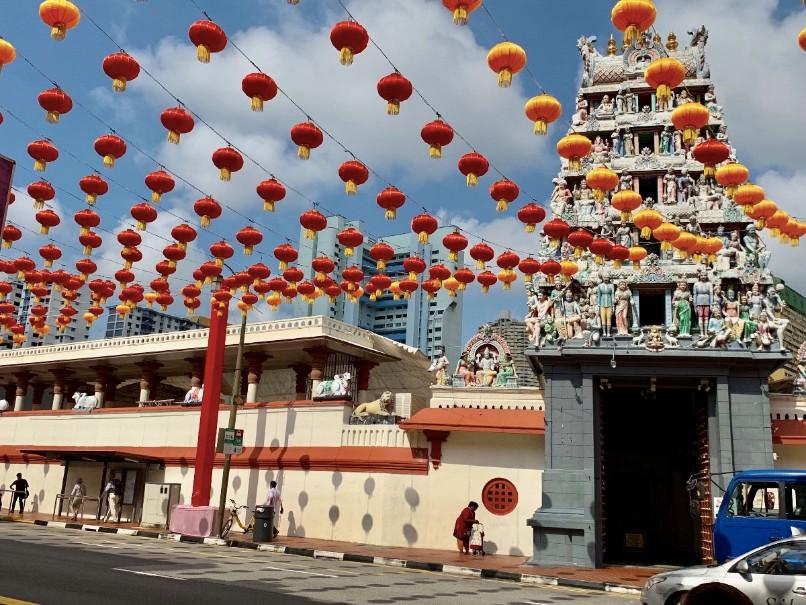 Singapur - perla Asie od A do Z (fotografie 77)