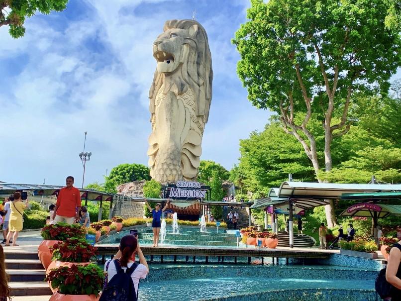 Singapur - perla Asie od A do Z (fotografie 94)