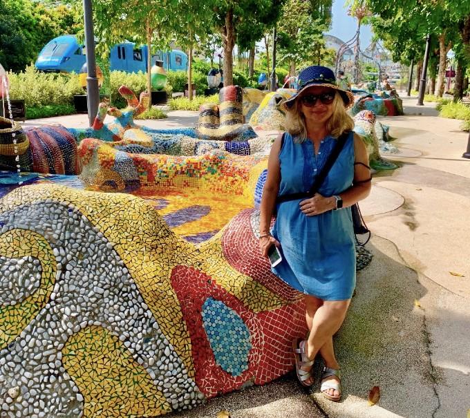 Singapur - perla Asie od A do Z (fotografie 95)