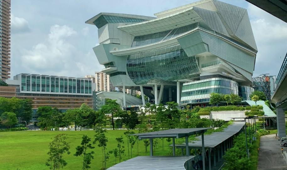Singapur - perla Asie od A do Z (fotografie 111)