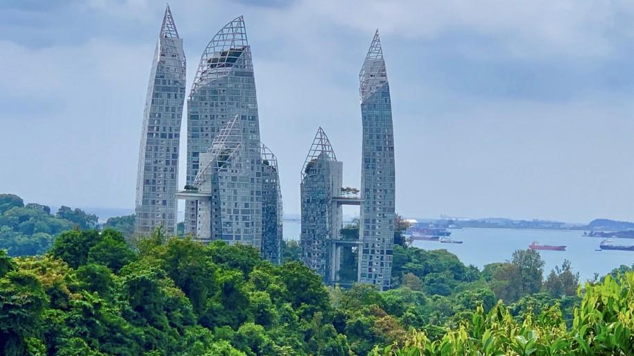 Singapur - perla Asie od A do Z (fotografie 115)